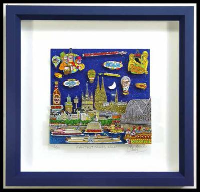 Köln blau