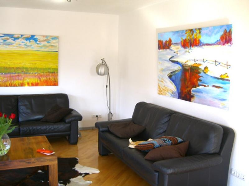 R.C. Failer  Wohnzimmer
