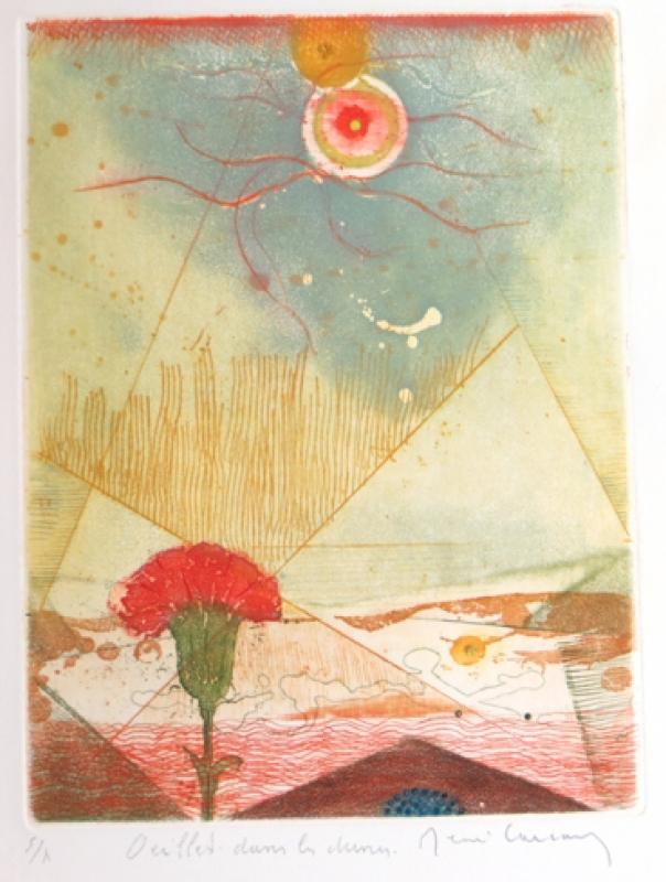 wvz 475 Rene Carcan Galerie Wehr eillet dans les dunes