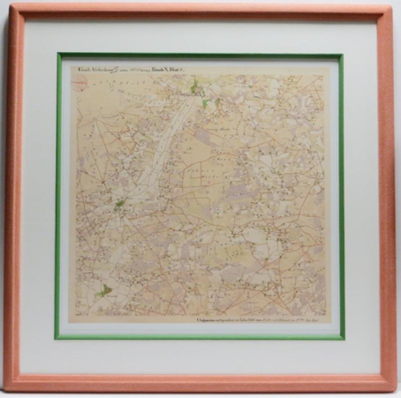 Gemarkungskarte
