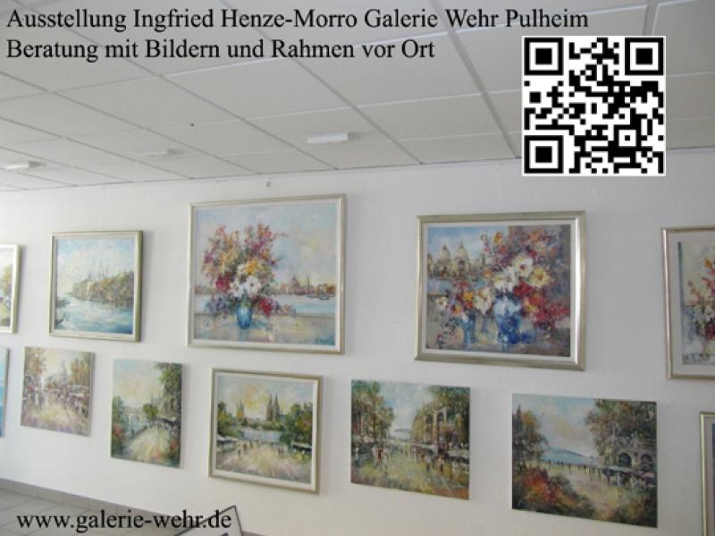 Ausstellung Henze Morro Köln