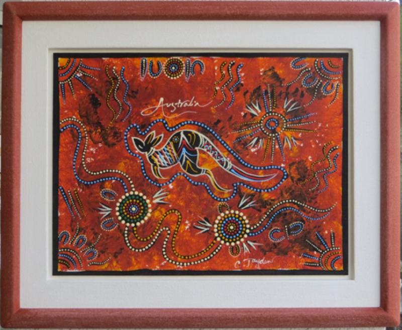Aborigines Artframe