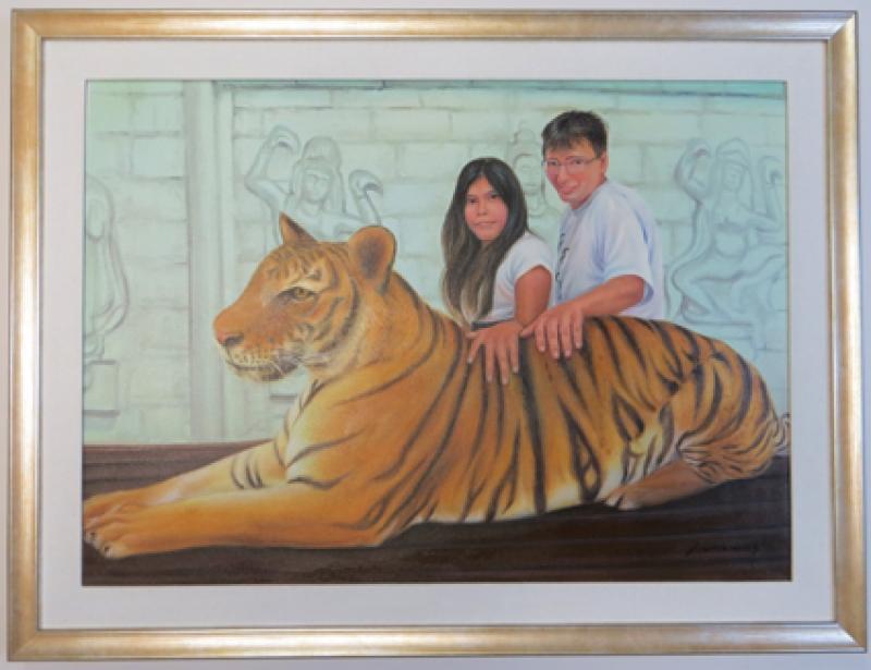 Tigerrahmen