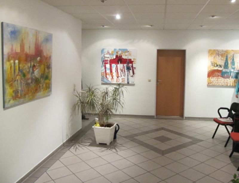 Eingang Fa. Degens