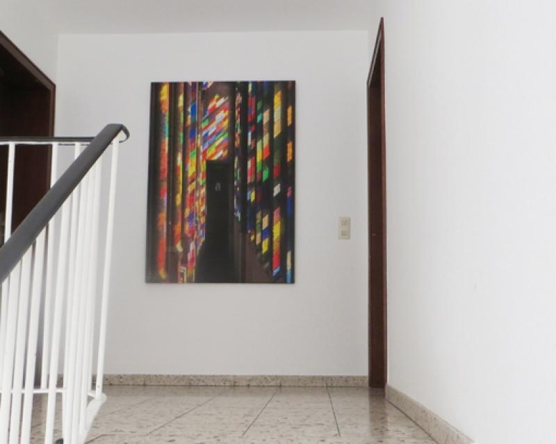 Welchenbach Richterfenster Flur