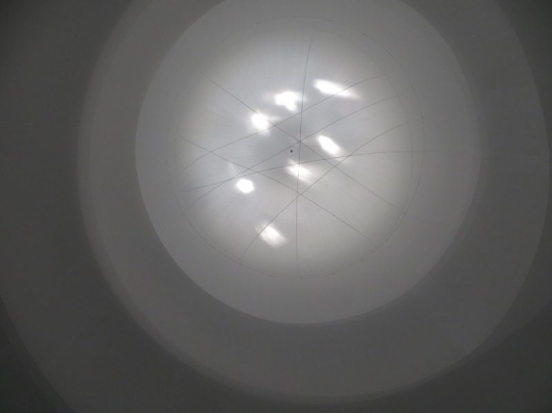 In der Innenraumskulptur