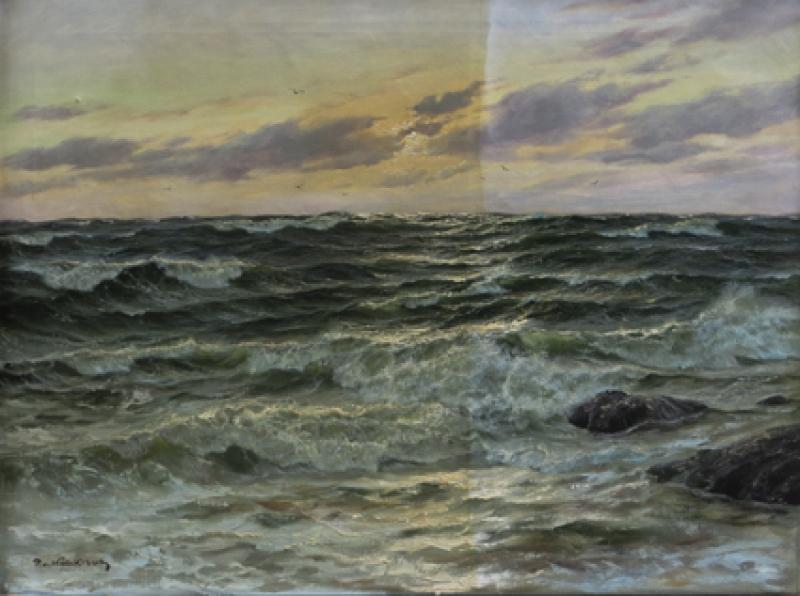 Kolkhoff Meeresbild Reinigung