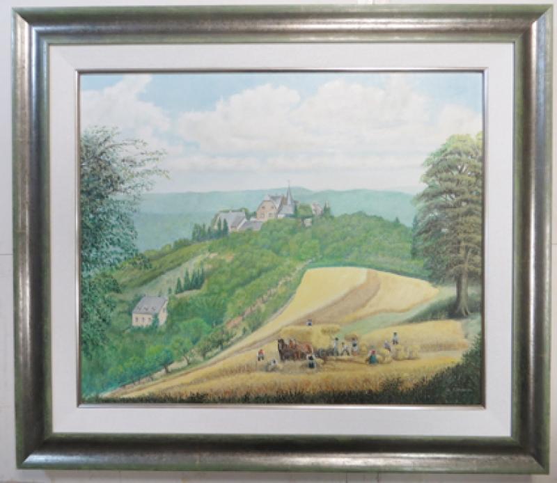 Hohensyburg, auch Sigiburg oder Syburg Rahmenbeispiel