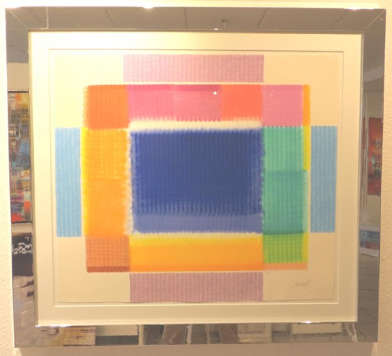 Heinz Mack Color Frame