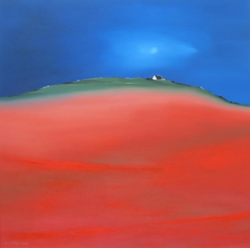 Bris Lauffer rot mit Berg