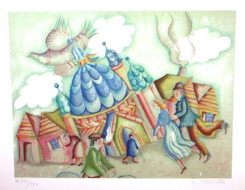 Francoise Deberdt Das kleine Dorf 220