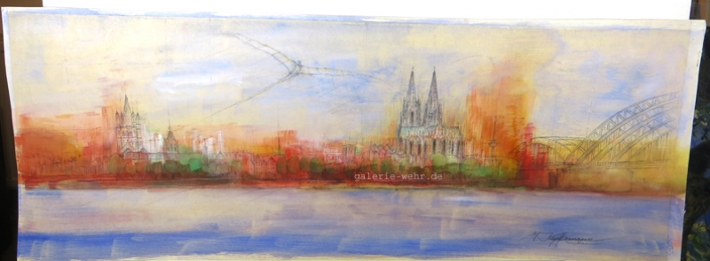 Michael Kupfermann Köln Panorama