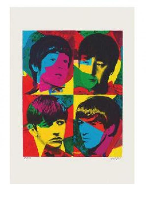James Francis Gill Young Beatles...Beautiful Magic