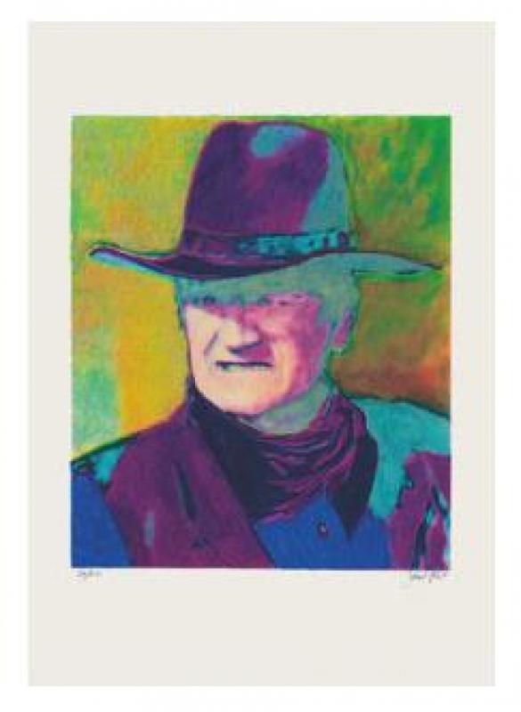 James Francis Gill Duke in Desert Shadow