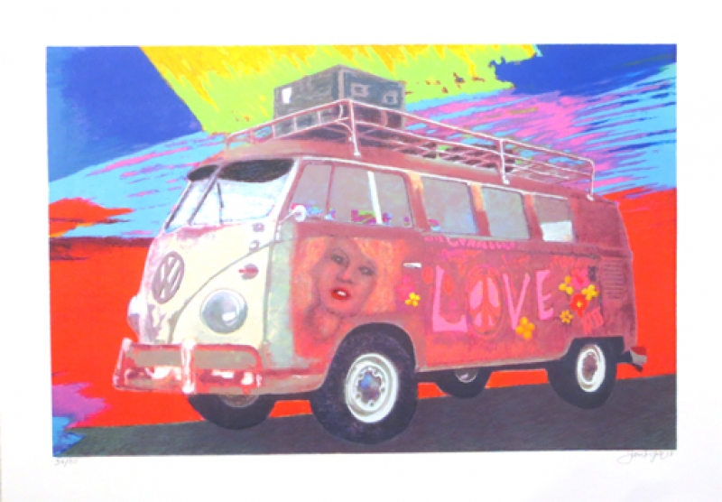 James Francis Gill - Love Bus