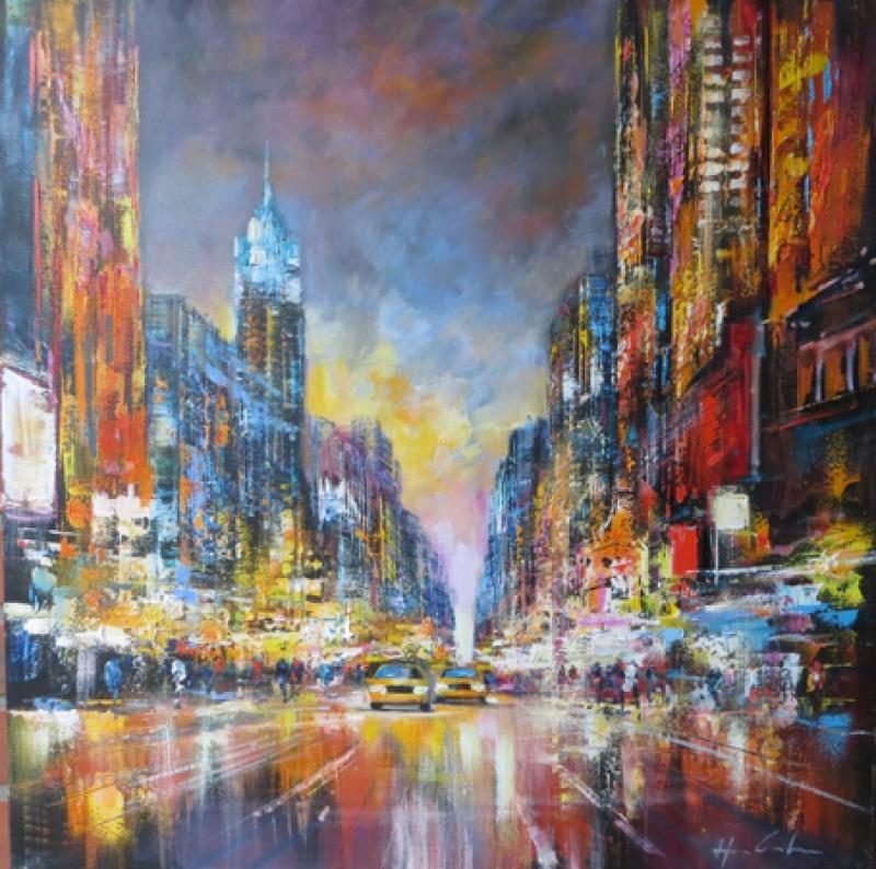 Henze New York 80
