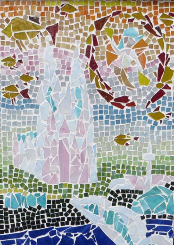 Shatalov Dom Mosaik