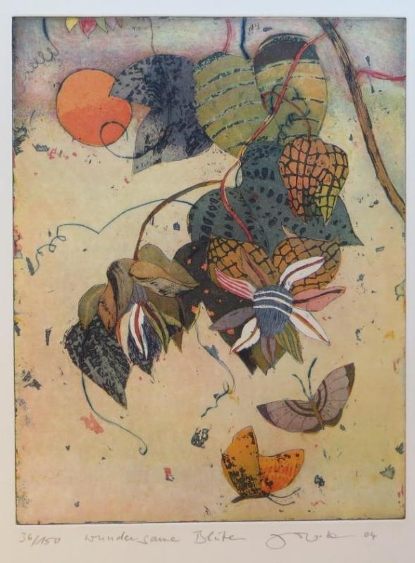 Votteler wundersame Blüten Nr 86