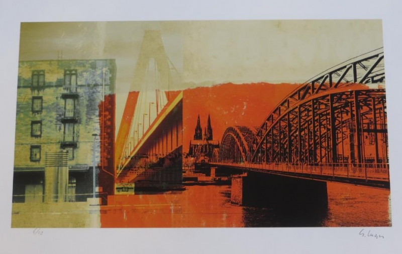 Köln Orange Nr  483