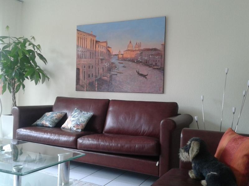 Uwe Herbst Bilder im Wohnzimmer