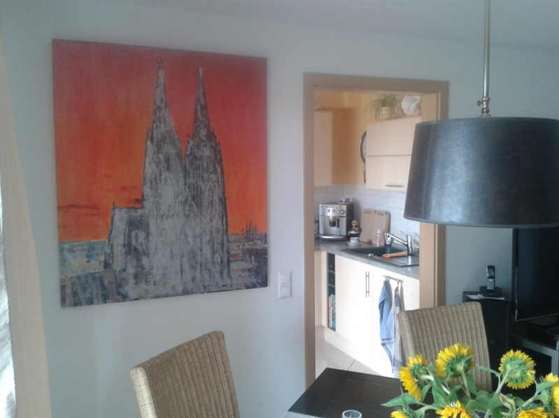 Kölnbilder vor Ort aussuchen