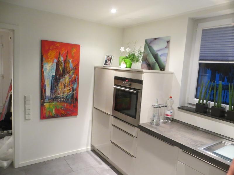 Köln in der Küche Beratung vor Ort
