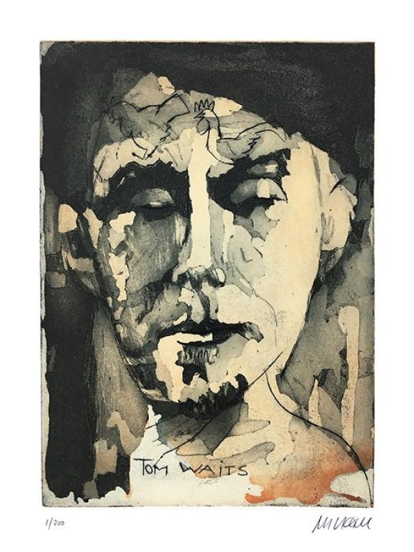 Armin Mueller-Stahl   Tom Waits  Köln