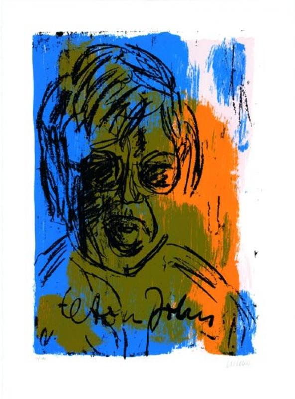 Armin Mueller-Stahl   Elton John