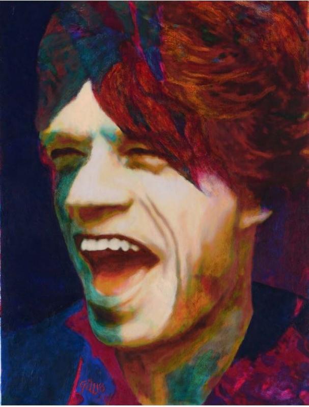 James Francis Gill Mick Jagger