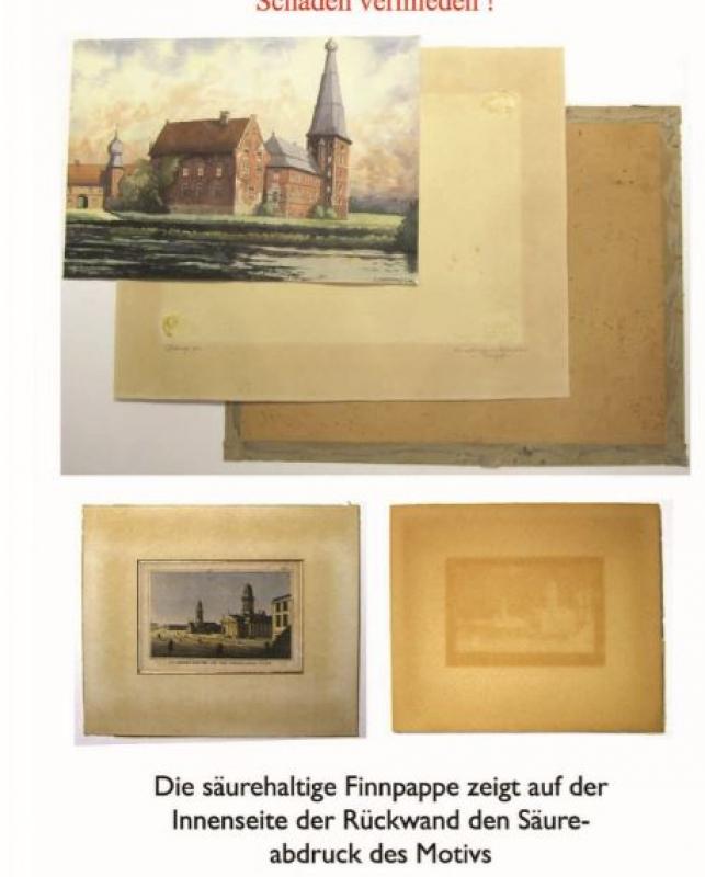 Papierrestaurierung Köln NRW