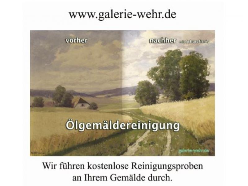 Gemäldereinigung Köln
