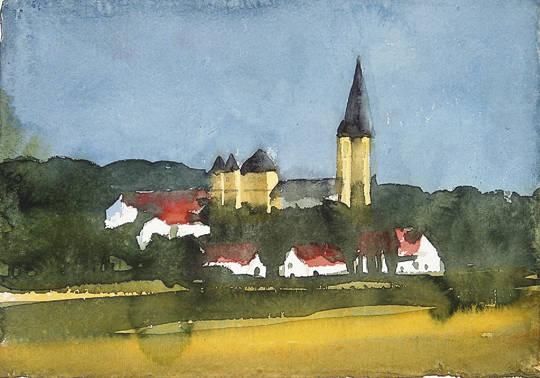 Blick auf Brauweiler nr 137