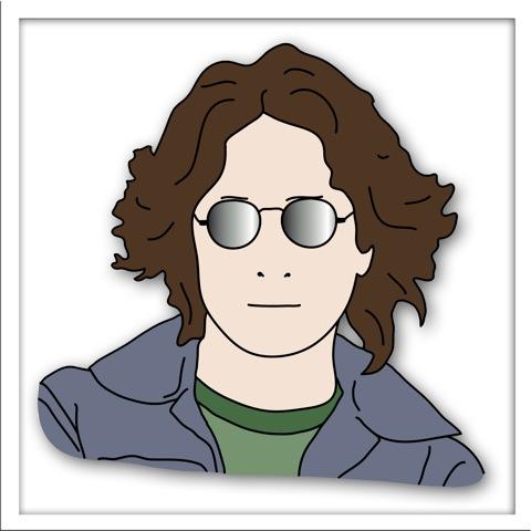 John Lennon Andreas Lutherer