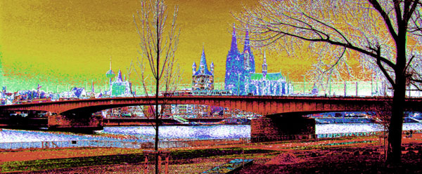 Panorama Köln 1