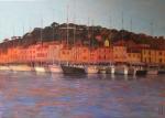 Uwe Herbst neu Hafen St.Tropez Galerie Wehr