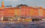 Uwe Herbst St. Tropez Galerie Wehr