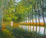 neu Uwe Herbst Canal du midi