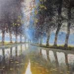 Uwe Herbst Nebel am Canal