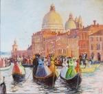 Uwe Herbst Karneval Venedig
