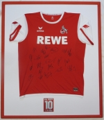 1 FC Köln Trikot Rahmung Köln