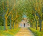 Uwe Herbst Allee bei Arles
