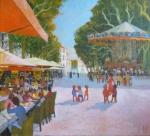 Karussel in Avignon