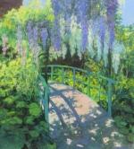 Uwe Herbst Monets Brücke hoch