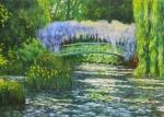 Uwe herbst Monets Garten