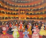 Uwe Herbst Ball im Dogenpalast Venedig