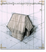 Christo - Wrapped Snoopy House 2004