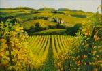 Uwe Herbst Weinberge der Toscana