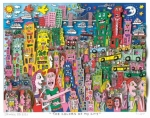 James Rizzi RIZZI10278 �THE COLORS OF MY CITY� 28,5 x 36,5 cm
