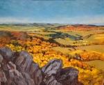 Uwe Herbst Röhn Panorama 100x120 wehr