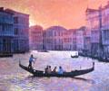 Uwe Herbst Am Canale Grande Galerie Wehr